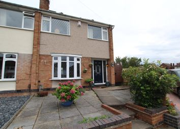 Thumbnail 4 bed end terrace house for sale in Newton Close, Coventry