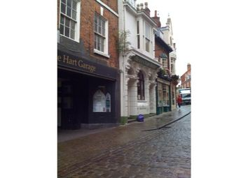 Thumbnail 4 bedroom town house to rent in 3A Bailgate, Lincoln, Lincolnshire