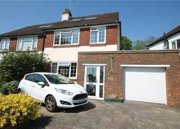 Thumbnail 4 bed semi-detached house for sale in Tattenham Grove, Epsom