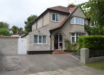 Thumbnail 3 bed semi-detached house for sale in Warwick Road, Upton