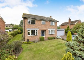 Thumbnail 4 bed detached house for sale in Eden Close, Hutton Rudby, Yarm, North Yorkshire