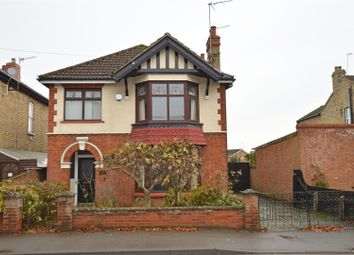 Thumbnail 3 bed detached house for sale in Station Road, March