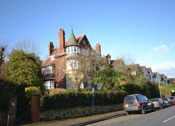 Thumbnail 1 bed flat for sale in Warwick Towers, 42 Warwick Park, Tunbridge Wells, Kent