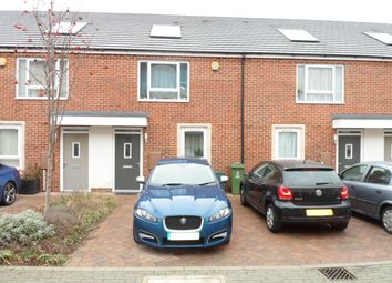 Thumbnail 3 bedroom terraced house to rent in Alcock Crescent, Crayford