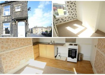 Thumbnail 1 bed end terrace house for sale in Bradford Road, Birkenshaw, West Yorkshire