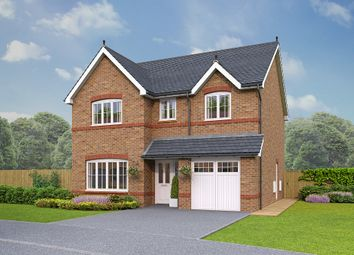 Thumbnail 4 bedroom detached house for sale in The Glyn, Plot 27, Audlem Road, Audlem, Cheshire