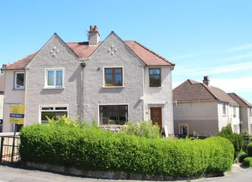 Thumbnail 3 bed semi-detached house for sale in Massereene Road, Kirkcaldy, Fife
