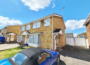 Thumbnail 3 bed semi-detached house to rent in Steeplefield, Eastwood, Essex