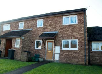 Thumbnail 2 bed flat for sale in Heathfield Way, Nailsea, Bristol