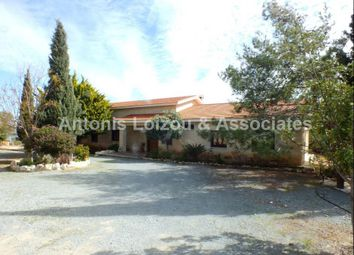 Thumbnail 4 bed bungalow for sale in Pissouri, Limassol, Cyprus