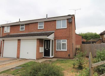Thumbnail 3 bed semi-detached house for sale in Berrywood Gardens, Hedge End, Southampton