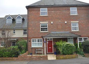 Thumbnail 4 bed terraced house for sale in Bernardines Way, Buckingham