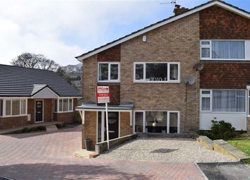 Thumbnail 3 bed semi-detached house for sale in Birch Way, Hastings, East Sussex