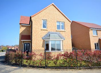 Thumbnail 3 bed detached house for sale in Liddell Way, Bishop Auckland