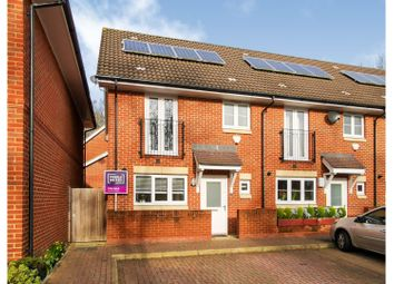 3 bed end terrace house for sale in Shafford Meadows, Hedge End, Southampton SO30