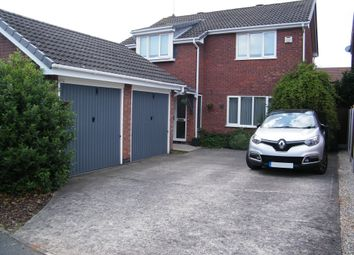 Thumbnail 4 bed detached house for sale in Tewkesbury Drive, Kimberley, Nottingham