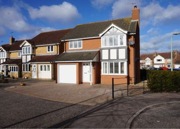 Thumbnail 4 bed detached house for sale in Reeve Gardens, Kesgrave, Ipswich