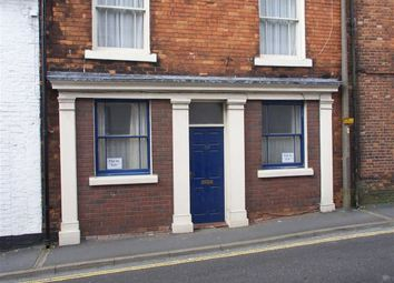Thumbnail 1 bed flat for sale in South Street, Caistor, Market Rasen