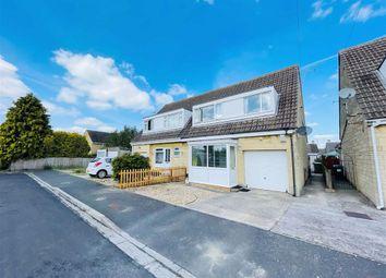 Thumbnail 3 bed semi-detached house for sale in Ashdown Drive, Melksham