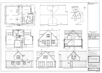 Thumbnail 3 bed bungalow for sale in Beech Lane, Sellwood Road, Abingdon