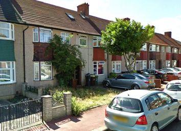 Thumbnail 3 bed property to rent in Dunkeld Road, Dagenham, Essex