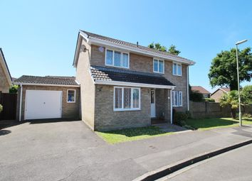Thumbnail 4 bed detached house for sale in Clarendon Crescent, Fareham