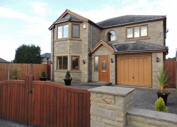 Thumbnail 4 bed detached house to rent in Charter Lane, Charnock Richard, Chorley