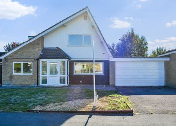 Thumbnail 3 bed detached house for sale in Sherborne Avenue, Wigston, Leicester