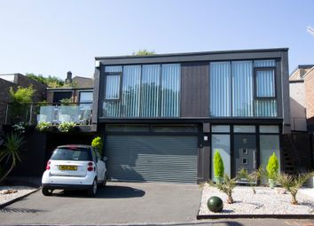 Thumbnail 3 bed detached house for sale in Broughton Close, Hartley, Plymouth