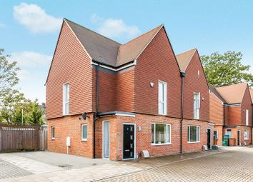 Thumbnail 3 bed semi-detached house for sale in Spring Gardens, Burdett Road, Tunbridge Wells