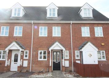 Thumbnail 3 bedroom terraced house for sale in Heatherwood Court, Bransholme, Hull