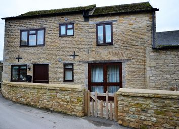 Thumbnail 2 bed detached house to rent in Main Street, Yarwell, Peterborough