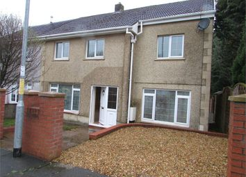 Thumbnail 3 bed semi-detached house for sale in Bwlch Road, Cimla, Neath, West Glamorgan