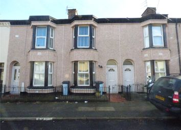 Thumbnail 3 bedroom terraced house for sale in Boswell Street, Bootle, Merseyside