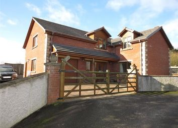 Thumbnail 4 bed detached house for sale in The Hollies, Station Hill, Wigton, Cumbria