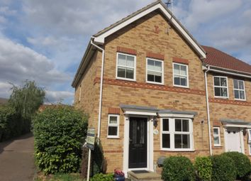 Thumbnail 3 bed semi-detached house for sale in Maunder Close, Chafford Hundred, Grays