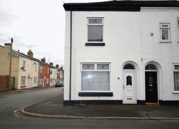 Thumbnail 2 bed end terrace house for sale in Chester Street, Widnes