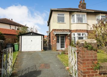 Thumbnail 3 bed semi-detached house for sale in Dawson Road, Lytham St. Annes
