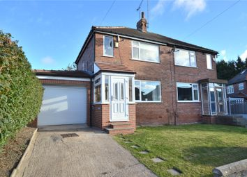 Thumbnail 2 bed semi-detached house for sale in Amberton Road, Gipton, Leeds
