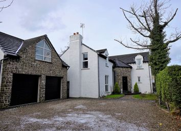 Thumbnail 4 bedroom detached house for sale in Old Belfast Road, Bangor