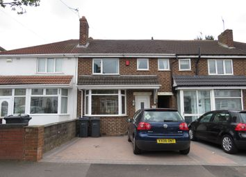 Thumbnail 3 bed terraced house for sale in Dyas Road, Great Barr, Birmingham