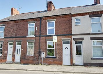 Thumbnail 2 bed terraced house to rent in Thanet Street, Clay Cross, Chesterfield, Derbyshire