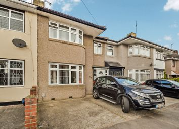 3 bed terraced house for sale in Sandhurst Drive, Ilford, Essex IG3
