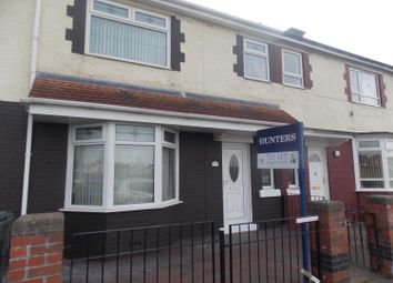 Thumbnail 3 bedroom terraced house to rent in Central Avenue, West Lane, Middlesbrough
