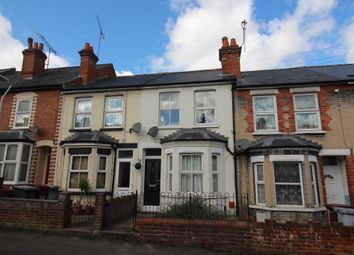 Thumbnail 3 bedroom terraced house for sale in Shaftesbury Road, Reading