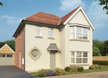 Thumbnail 3 bedroom detached house for sale in Beckets Rise, Worting Road, Basingstoke, Hampshire