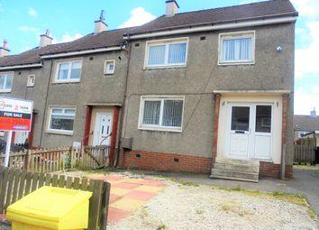 Thumbnail 3 bedroom end terrace house for sale in Inverkip Drive, Shotts