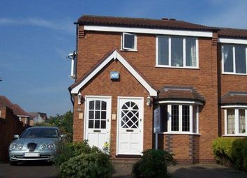 Thumbnail 2 bedroom flat to rent in Temple Meadows Road, West Bromwich, West Midlands