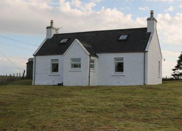 Thumbnail 3 bed cottage for sale in 25 Kilmuir Road, Dunvegan, Isle Of Skye