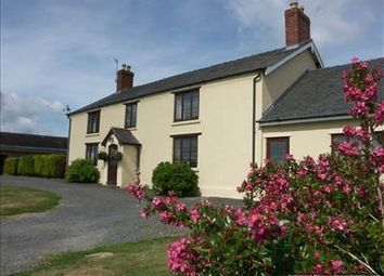 Thumbnail Leisure/hospitality for sale in Graig Farm, Llanfair Caereinion, Welshpool